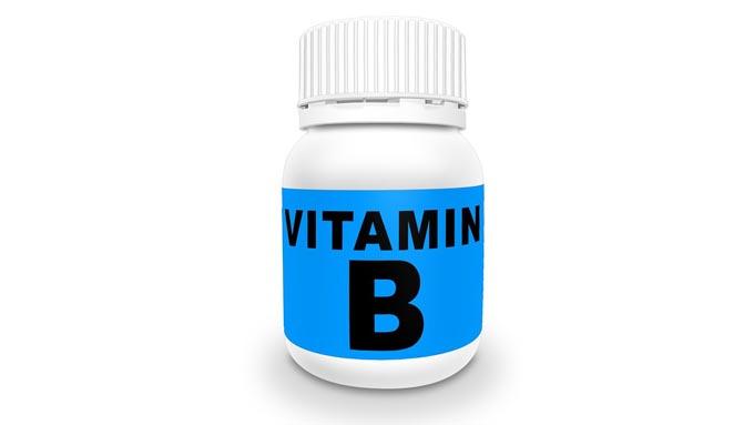 ビタミンB群を含むビタミン剤