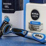 男性は要注意!!口唇ヘルペスとヒゲ剃りに潜む危険性