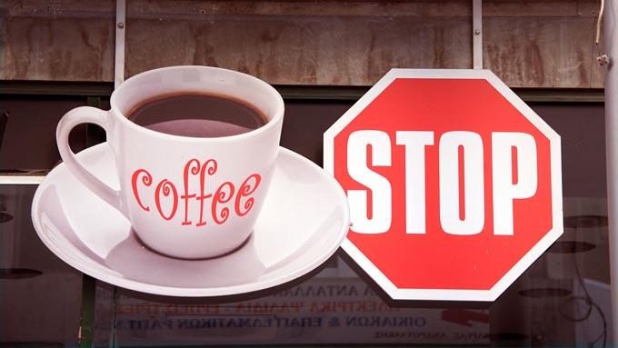 デカフェ&コーヒー